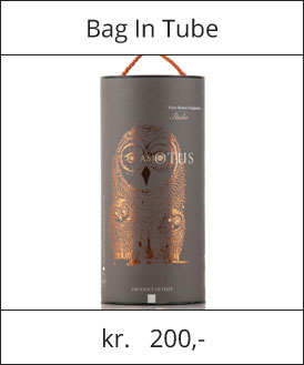 Bag in Tube 16